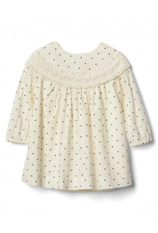 Vestido Dotty Lace  Gap
