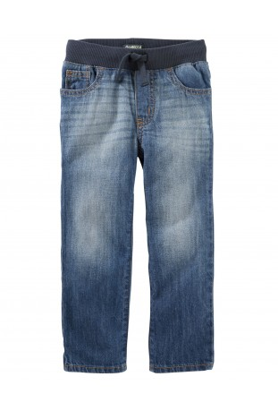 Calça Jeans Ultra Indigo Wash OshKosh