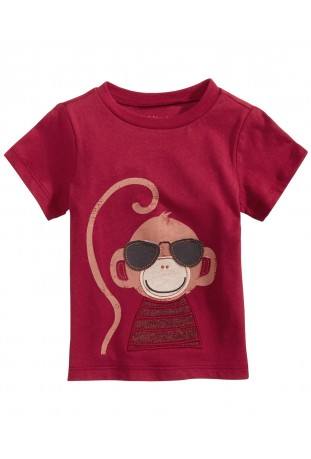 Camiseta Monkey First Impressions