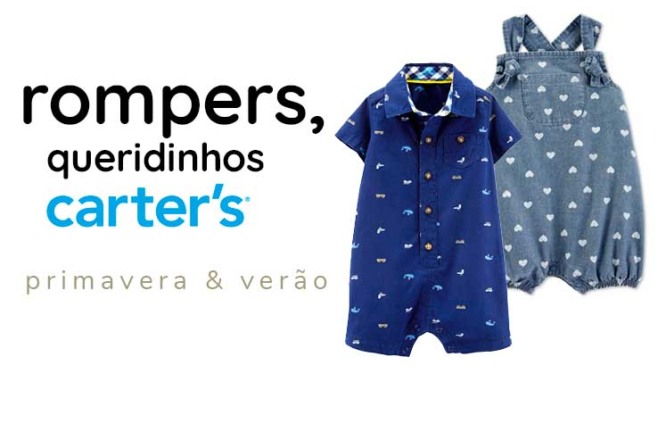 Rompers Carter's